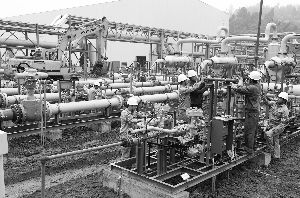 发改委核定天然气跨省管道运价 管网企业向第三方放开