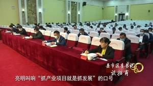 县市区委书记谈招商之枣强县